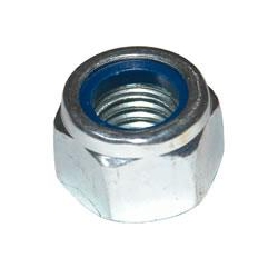 Hexagon Nyloc / Nylock Nuts DIN 982 & DIN 985