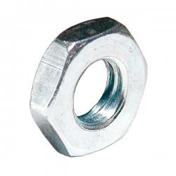 Hexagon Lock Nuts Mild Steel DIN 439