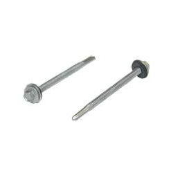 Timco Hex Self Drill Screws Steel Heavy 4.0 - 12.5mm Steel