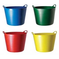 Buckets, Flexi Tubs & Sponges