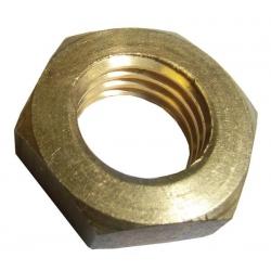 Brass Lock Nuts DIN 439