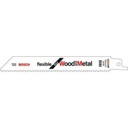Bosch Sabre Saw Blades for Wood & Metal