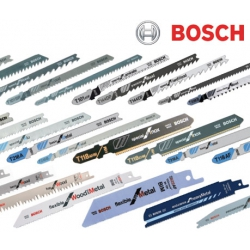 Bosch Jigsaw Blades - Sabre Saw Blades