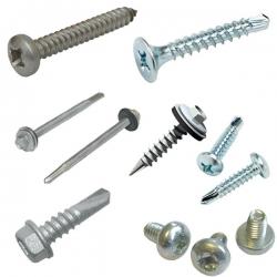 Screws For Metal