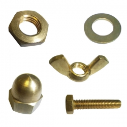 Brass Fasteners All Types