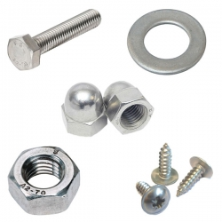 Stainless Steel Fasteners All Types