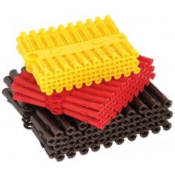 Nylon & Plastic Wall Plugs