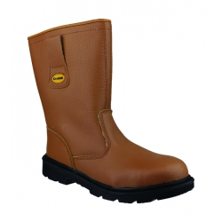 Lined Rigger Safety Boot