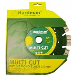 "HARDMAN 4"" 1/2 (115mm) Multi-Cut Diamond Blade AT70015"