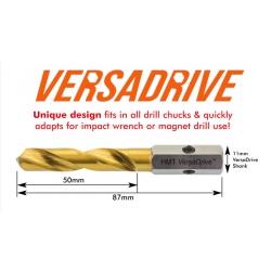 VersaDrive Cobalt Drill Bits - 50mm Drill Depth