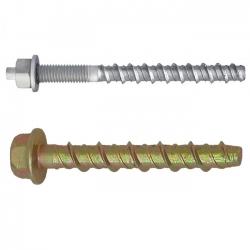 Anchor Screwbolt Fixing & HXB Concreto Anchor Screw