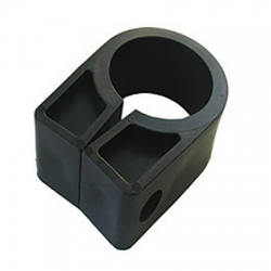 One Piece Single Fixing Cable Cleats