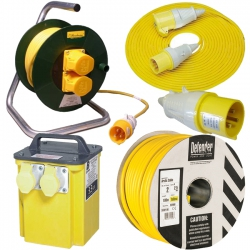 Transformers, Extension Leads & Cable Drums
