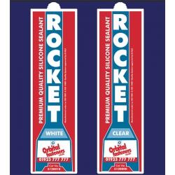 Rocket Premium Quality Silicone Sealant