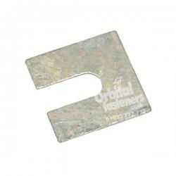 Galvanised Steel Metal Horseshoe Trouser Shims