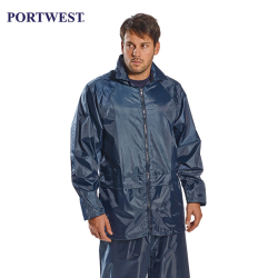 Portwest Waterproof Rain Jacket & Trousers
