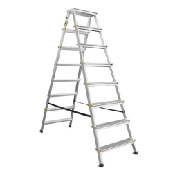 Fibreglass & Aluminium Step Ladders & Titan Hop-Up Work Platforms