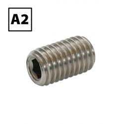 Stainless Steel Socket Set Screw / Grub Screws