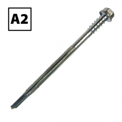 Stainless Steel Self Drill Screws A2 (304)