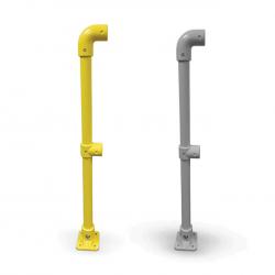Glass Reinforced Plastic (GRP) Handrail Fittings