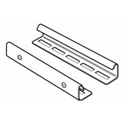 Cable Tray, Couplers for all sizes of Tray, Pre-Galvanised