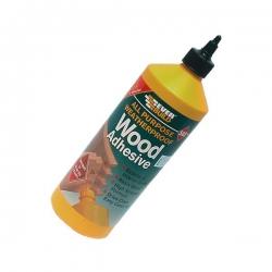 Everbuild 502 Weatherproof Woodglue Adhesive 1 Litre