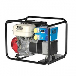 Stephill 5.0 kVA Petrol Generator Honda GX 270 engine