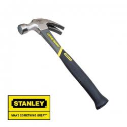 1 1/2lb Stanley Contractors Graphite Hammer