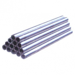 Steel Galvanised Handrail Tube, Size 8 (G40) OD 48.3mm ID 40mm x 3.2M (Kee Klamp Compatible)