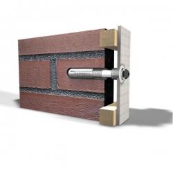 M8 Rigifix dry lined wall fixing 8mm key