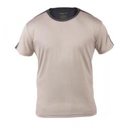 XXL Work-It Baselayer T-shirt Khaki/Grey