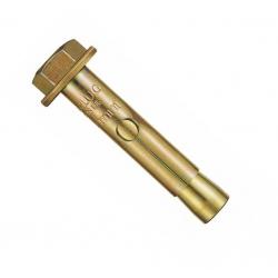 M6 Thread x 70 Overall - 8mm OD Rawlplug Loose Bolt Sleeve Anchor DP08070H