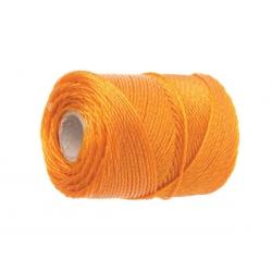 100M Orange Polyethylene Brick & Masons Line FAI3100