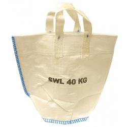 40 Kg Bulk Bag 2 Loops for scaffold fittings