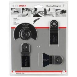 Bosch GOP 4-Piece Flooring / Installation Set 2 608 661 696