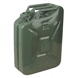 20 Litre Steel Jerry Can Green