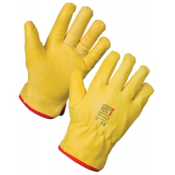 Large Leather Driving Gloves (1 pair)