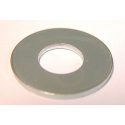 0BA Table 2 Flat Washer Steel Bright Zinc Plated BS3410