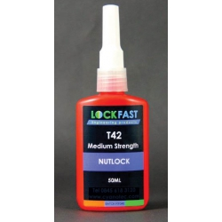Lockfast T42 Nutlock 50ml