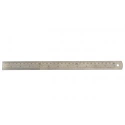 """Laser 12""""/300mm Steel Ruler 5911"""