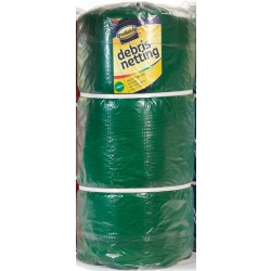 2 Metre x 50 Metre Green Debris / Scaffold Netting DNG2X50