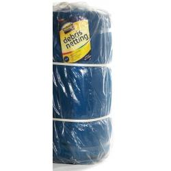 2 Metre x 50 Metre Blue Debris / Scaffold Netting DNB2X50