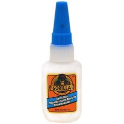 Gorilla Glue Super Glue, Heavy Duty Strength, 15gm Bottle 4044200