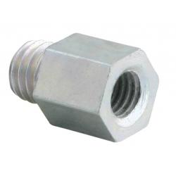 """1/2"""" Male - M16 Female x 15mm Thread Adaptor 6473521"""