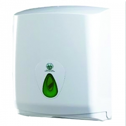 Plastic Wall Mounted Dispenser For C Fold Hand Towels