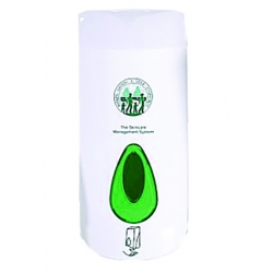 Wall Mounted Dispenser For Liquid Soap (Holds up to 900ml)