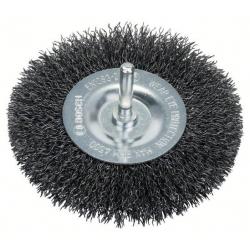 0.3 x 100mm Bosch Crimped Wire Wheel with Spigot 1 609 200 273
