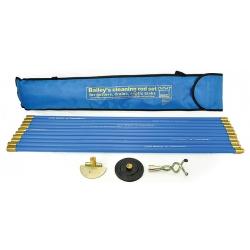 Bailey Universal Drain Rod 3 Piece Set BAI5431