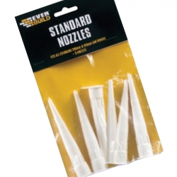 Spare Nozzles For Silicone (Pack of 6)