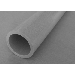 Grey Handrail 5 Metre Tube 50mm/OD x 40mm/ID TU5501G (Carriage charges may apply)